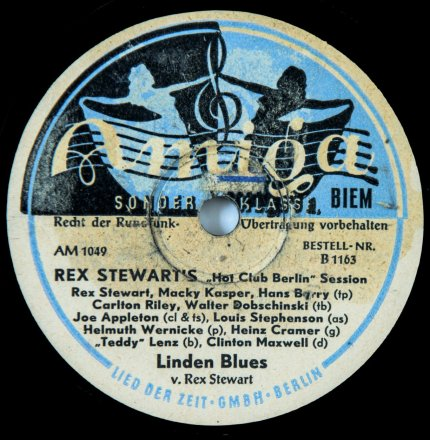 rexstewartsingle1948