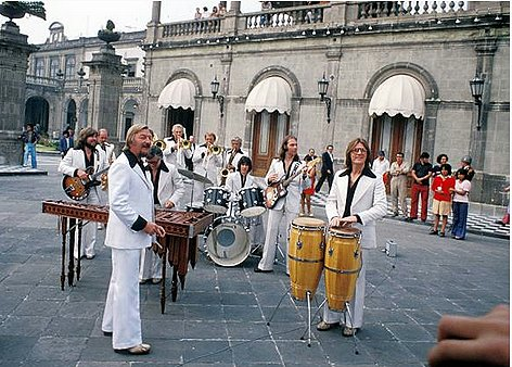 James Last in Mexico, 1978