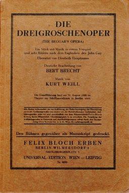 Verlagseinband des Erstdruckes (1928)