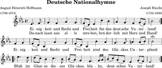 DeutscheNationalhymne