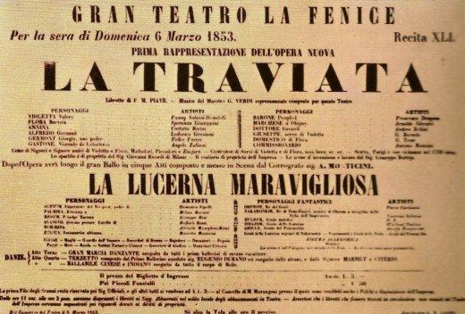La Triviata Plakat