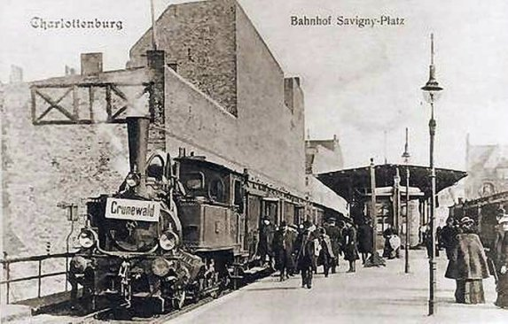Bahnhof Savignyplatz1900