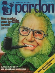 Pardon Zeitschrift Marz 1975 Sammelsurium