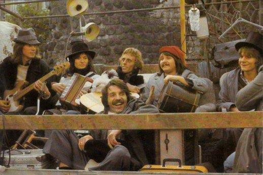 Bläck Föss 1977