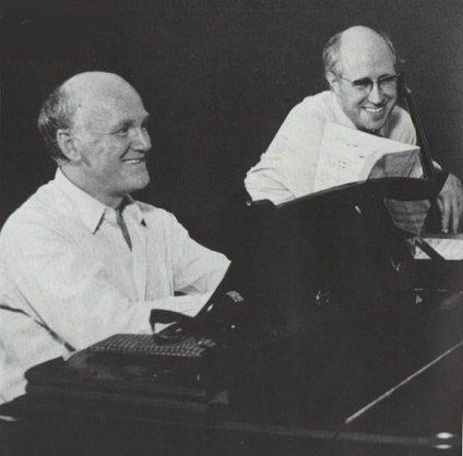 Sviatoslav Richter + Mstislav Rostropovitch