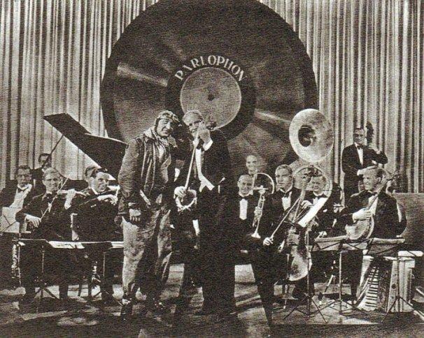 Barnabas von Geczy Orchester