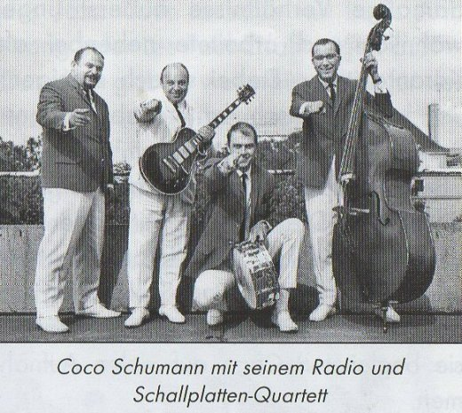 CocoSchumannCombo (60er Jahre)