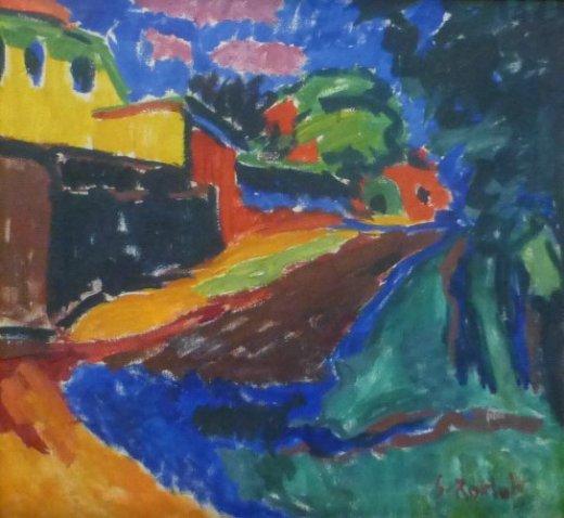 Dorfweg (1910)1