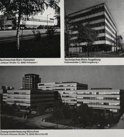 SiemensgebäudeInMünchen