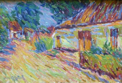 Straße im Norden (1906)1