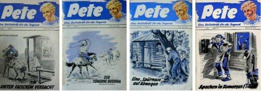 Weitere Pete Hefte