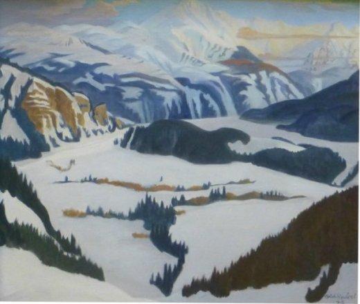 Winterlandschaft (1948)1