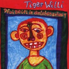 TigerWilliFrontCover