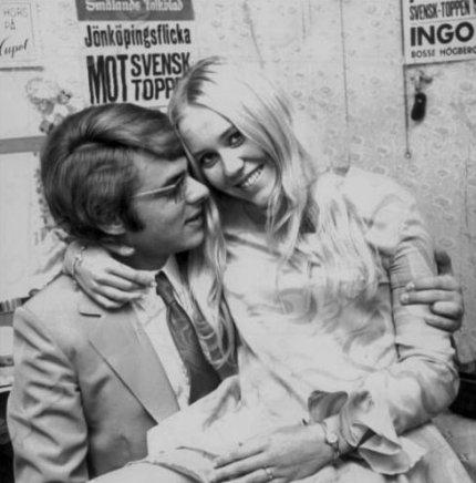 Dieter Zimmermann + Agnetha Fältskog