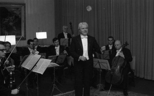 Bonn, Konzert Landesvertretung Baden-Württemberg