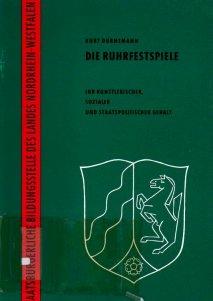 BuchRuhrfestspiele1958