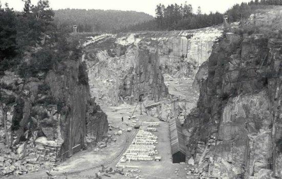 KZ-Mauthausen, Steinbruch Wiener Graben