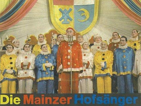 mainzer hofsänger1963