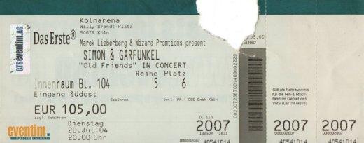 simon & garfunkel 2007