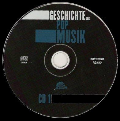 Geschichte Der Pop Musik CD 01CD1