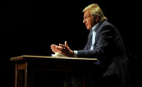 Werner Schneyder liest in München, 2012
