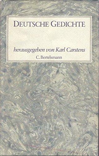 Deutsche Gediche