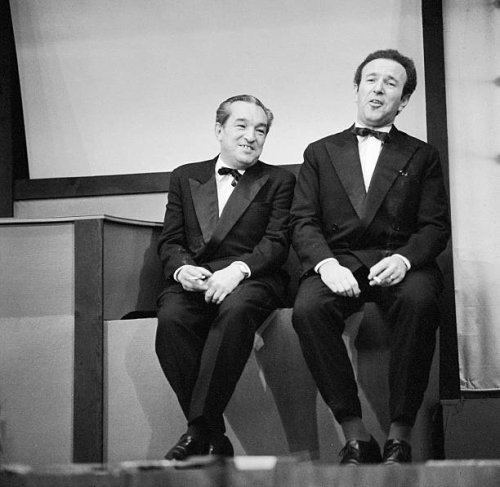Gerhard Bronner and Peter Wehle,1965