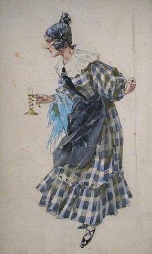 KostümentwurfMimi (1896)
