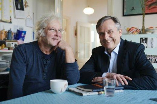 Axel Hacke und Michael Sowa