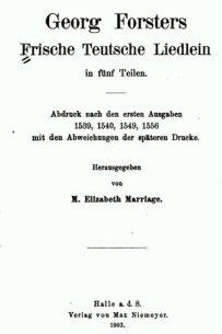 FrischeTeutscheLiedlein1