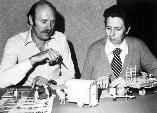 HorstBrandstatter + Hans Beck