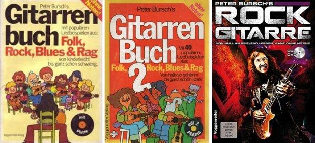 Gitarrenbücher