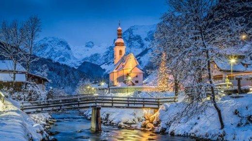 Weihnachten in den Alpen01