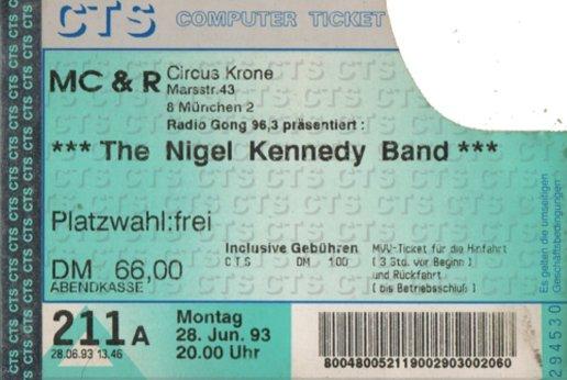 Nigel Kennedy CircusKroneMünchen1993A