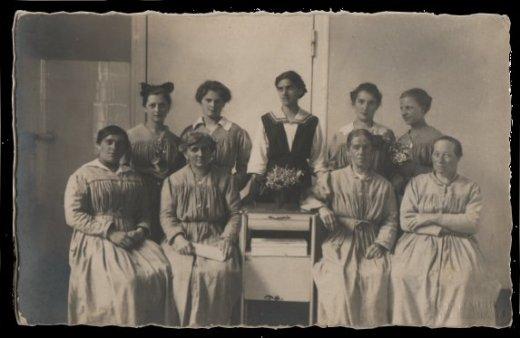 PostkarteKrankenschwestern1