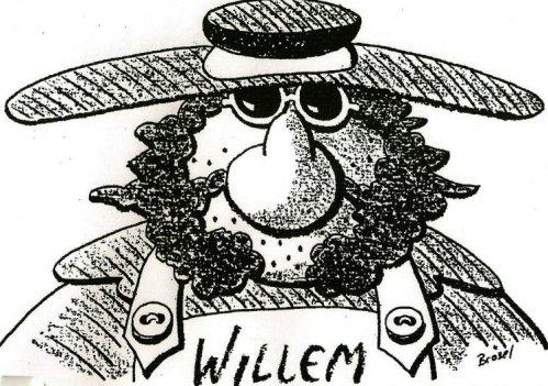 WillemKarikatur