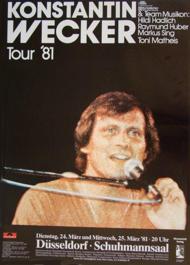 Konzertplakat1981