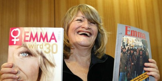 Alice Schwarzer wird 70