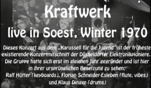 Soest Konzert 1970