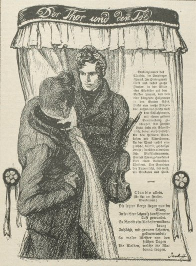 Angelo_Jank_Hugo_von_Hofmannsthal_Der_Thor_und_der_Tod_1899