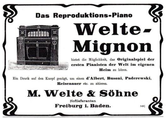 Welte Mignon01