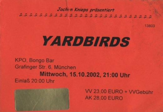 YardbirdsMünchen2002A